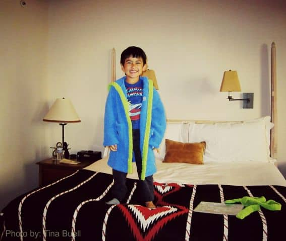 kid-friendly lodging