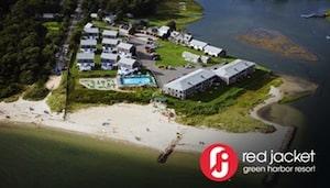 Red Jacket Green Harbor Cape Cod Cottages