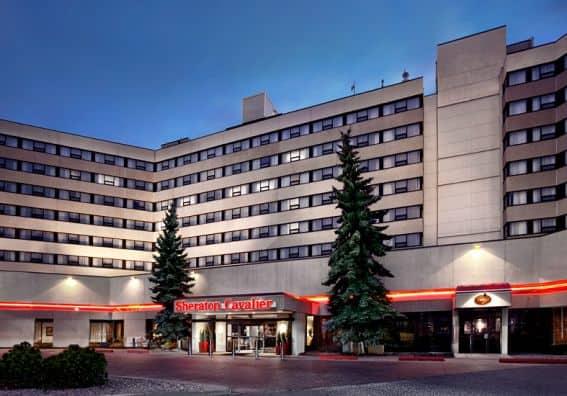 Kid Friendly Hotels Calgary