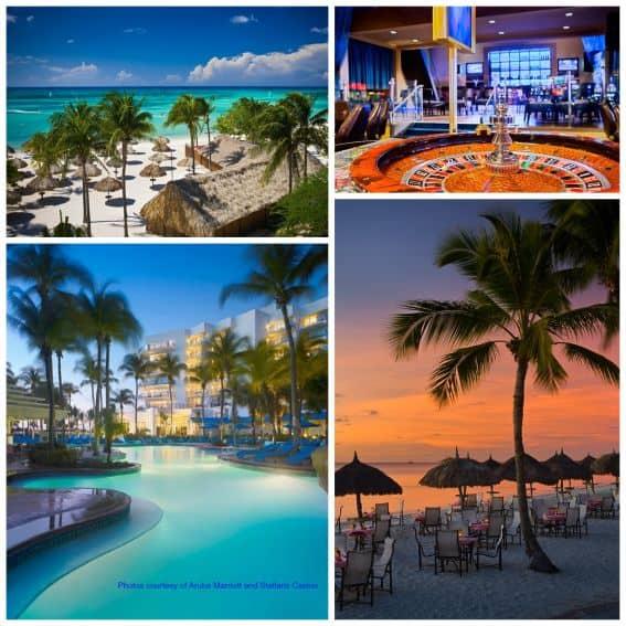 Kid friendly Aruba Marriott and Stellaris Casino