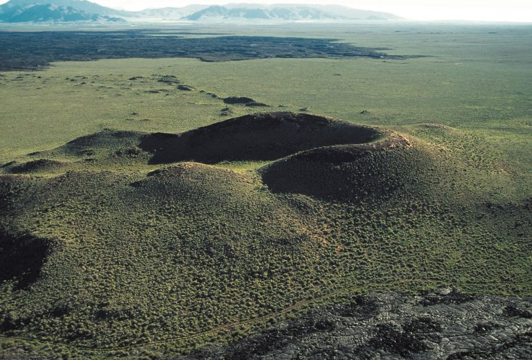 places to visit in Idaho: Craters of the Moon National Monument