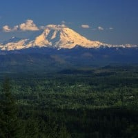 Top 10 Things for families to do in Washington State: Mt. Rainier Photo by: Flickr/Thales