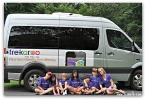 Trekaroo's Troo American Road Trip