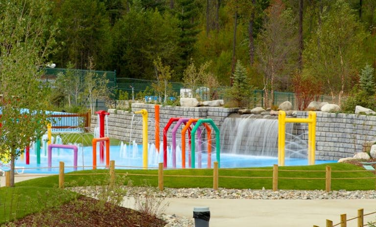 Silverwood Theme Park is a fun place to visit on Idaho Family vacations