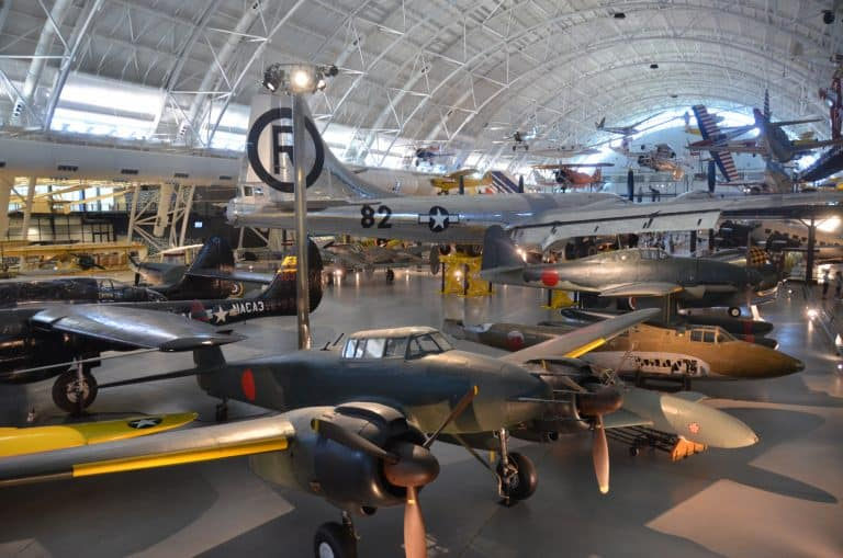 Things to do in Washington State aviation museum