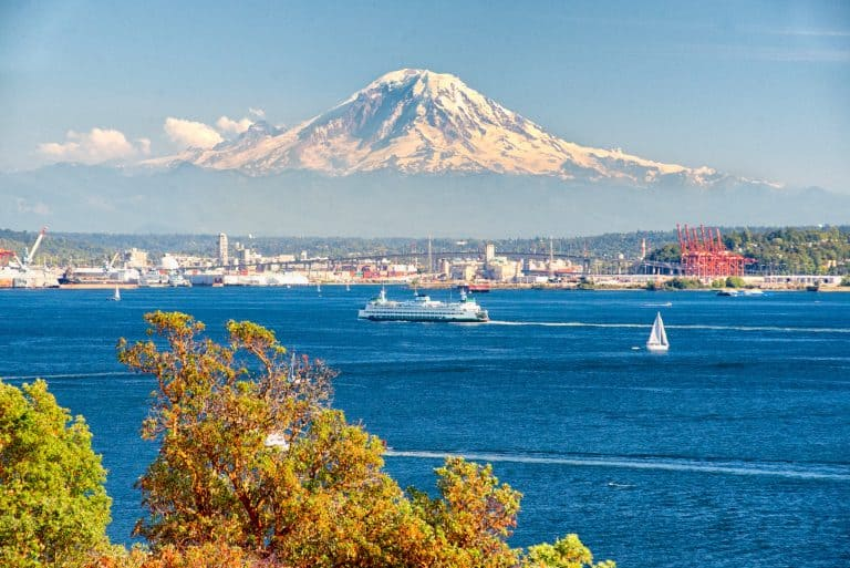 things to do in Washington State on Puget Sound