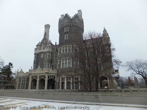 Toronto Kid friendly attractions Casa Loma