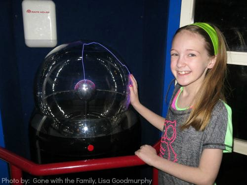 Toronto kid friendly attractions sciencecentre