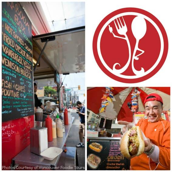 Vancouver Food Street Eats