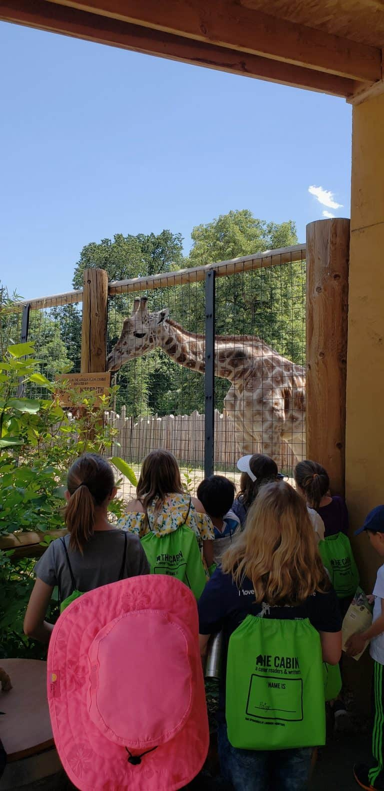 Zoo Boise - one of the fun things to do in Idaho