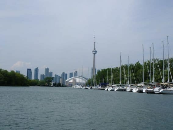 centre island toronto with kids
