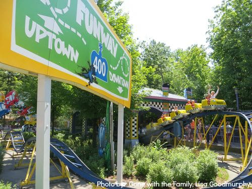 Toronto Kid friendly attractions: Canada's wonderland