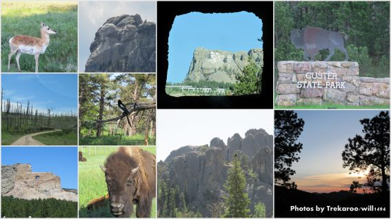 kid friendly vacations south dakota