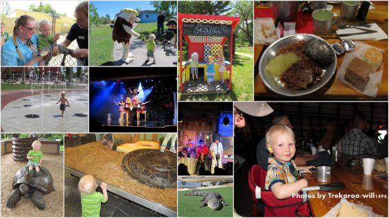 kid friendly vacations south dakota