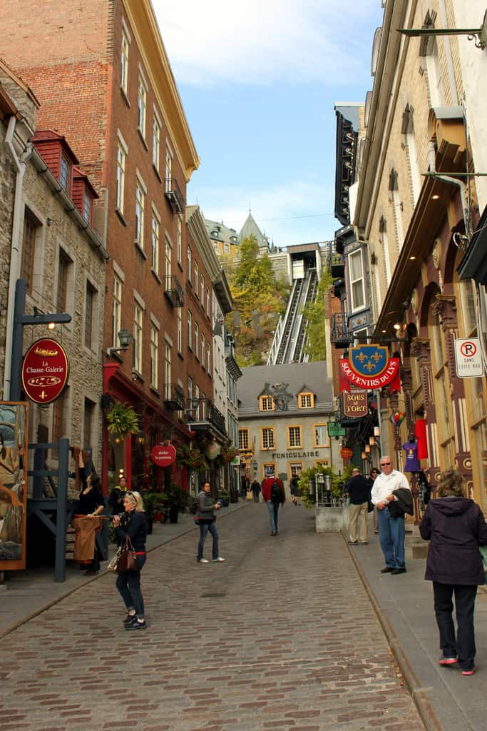 quebec city photo
