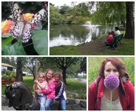 Beautiful & Kid Friendly Victoria Gardens