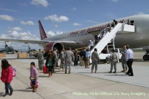 Military Family Travel Space_A