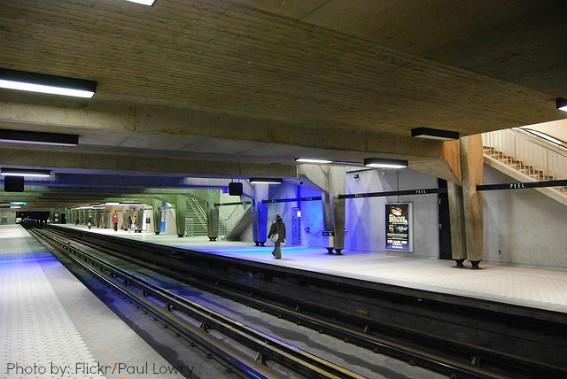 Montreal Public Transportation