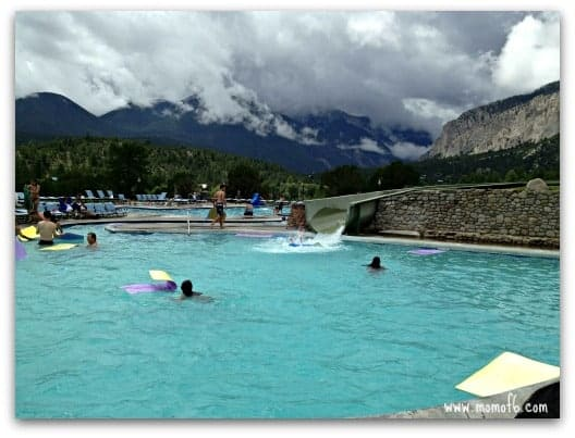 Mt Princeton Hot Springs Resort