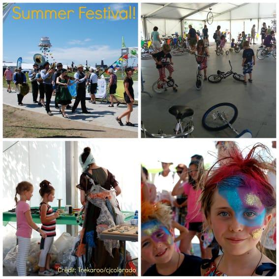 Quebec Family Summer Festival