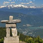 Summer in Whistler, BC