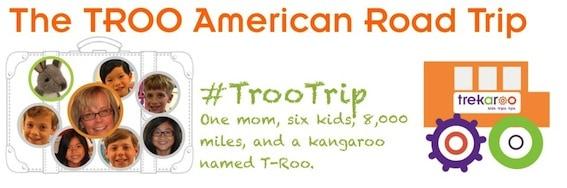 Troo American Road Trip - Trekaroo