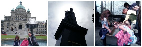 Victoria History Comes Alive