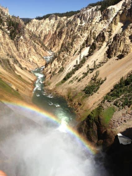 Yellowstone Falls2