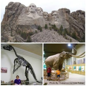 Kid friendly Black Hills South Dakota Mount Rushmore