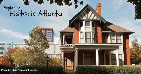 Discover Historic Atlanta with your Kids!