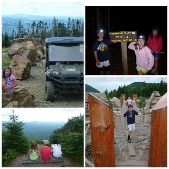 new hampshire grand hiking