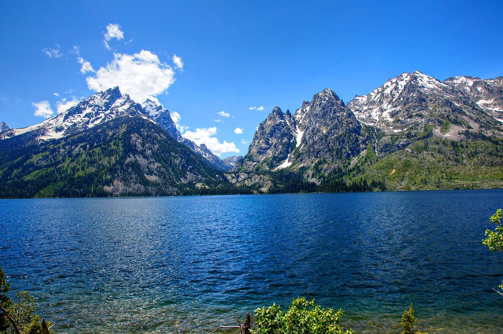 Jenny Lake photo