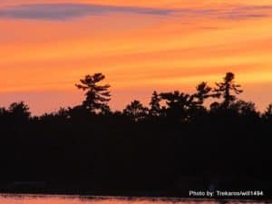 Ludlow's Island Resort Sunset Photo by: Trekaroo/will1494