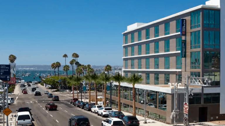 Best Family Hotels in San Diego Hilton Garden Inn