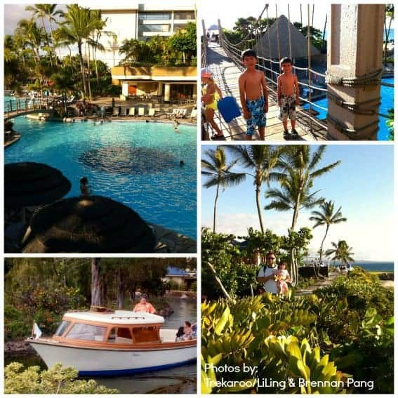 Big Island Hilton Waikoloa big island hawaii with kids
