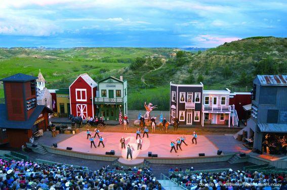 Medora Musical Top Ten North Dakota