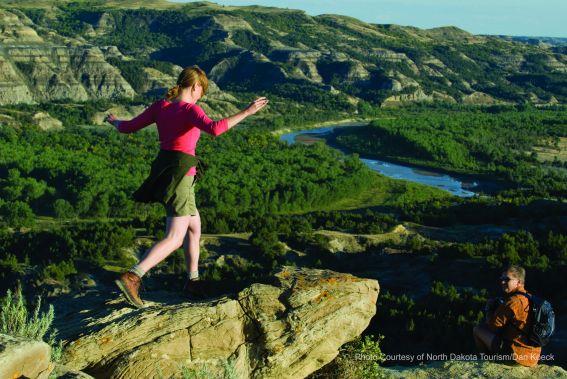 North Dakota Outdoors Top Ten North Dakota