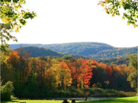 Kid-Friendly Autumn in The Berkshires, MA