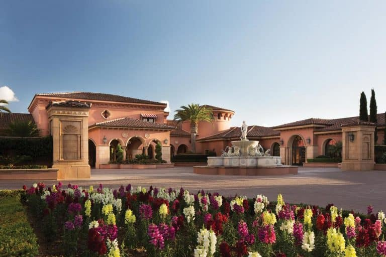 Fairmont Grand Del Mar is a great kitd-friendly hotel in San Diego