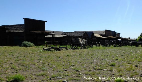 wy ghost town