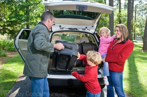 Family Fall Travel