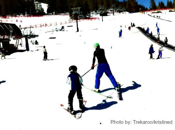 Introducing Kids on the Autism Spectrum to Skiing