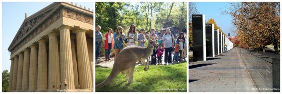 Parthenon, Nashville Zoo, Nasvhille, TN top 10