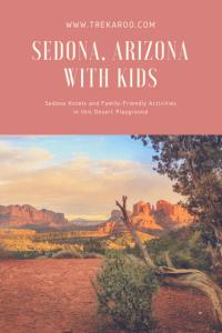 Things to do in Sedona With Kids (& Sedona Family Resorts)! 1