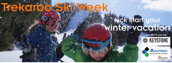 Trekaroo Ski Week 2013 - Tra