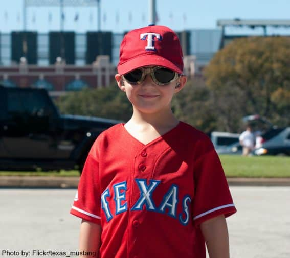 Top 10 Things for Families to do in Texas Photo by Flickr texas_mustang