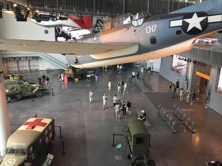 Top-10-things-to-do-in-Louisiana-World-War-II-Museum