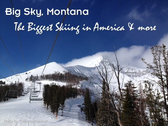 Big Sky Ski Vacations