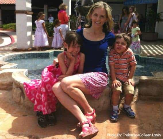 Traveling with Children: Lessons Learned the Hard Way Colleen Lanin
