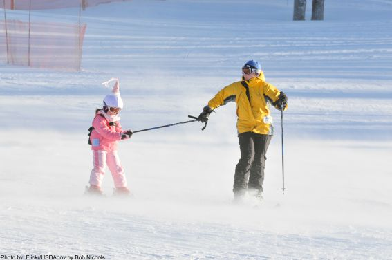 Davis, West Virginia Skiing
